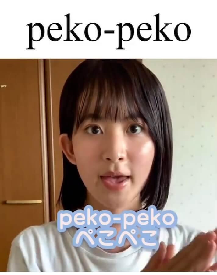 Peko-Peko (Lapar) – Belajar Bahasa Jepang