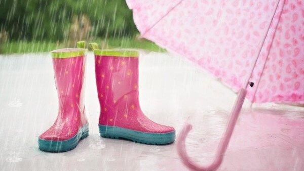 Apakah ada musim hujan di Jepang?